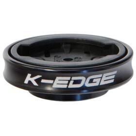 K-EDGE Supporto attacco manubrio Garmin Gravity Cap nero